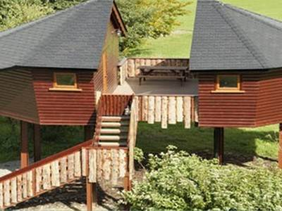 Treehouse at River Valley Holiday Park