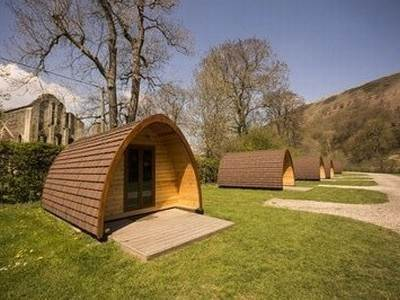 Abbey Farm Glamping Pods