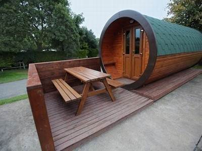 Microlodges at River Valley Holiday Park