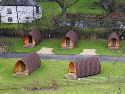 Abbey Farm Family Glamping Pods