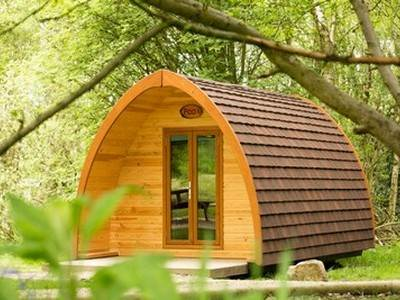 Woodhouse Farm Family Glamping Pod