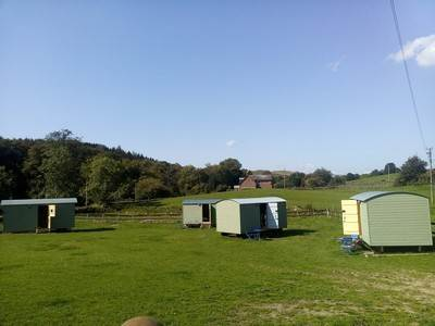 Marquessa Shepherds hut at Corriehall Stopover