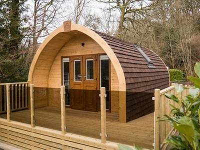 Hill of Oaks Great Langdale Glamping Pod Pet Free
