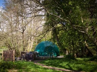 Willow Dome Glamping at Cosy Under Canvas